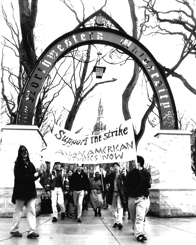Northwestern Hunger Strike 1995